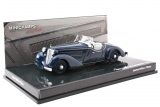 Audi Front 225 Roadster - 1935 - dark blue 1:43