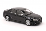 Audi RS4 - 2005 - black metallic 1:43