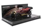 Audi Typ A Phaeton - 1909 - dark red 1:43