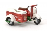 Zundapp Bella with side car «Gino`s Pizza» 1:43