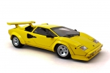Lamborghini Countach LP5000 - yellow 1:18