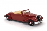 Citroen Traction 22 Cabriolet - 1936 - красный 1:43