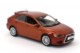 Mitsubishi Lancer Sportback - orange pearl metallic 1:43