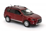 Mitsubishi Outlander XL - 2010 - red metallic 1:43