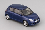 Suzuki Swift - 2006 - cat's eye blue metallic 1:43