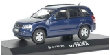 Suzuki Grand Vitara - 2006 - blue metallic 1:43