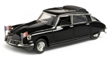 Citroen DS19 Presidentielle - black 1:43