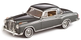 Mercedes-Benz 220SE Coupe - silver 1:43