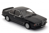 BMW 635 CSI - diamantblack metallic 1:43
