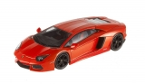 Lamborghini Aventador LP700-4 - orange argos 1:43