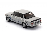 BMW 2002 Turbo - 1973 - silver 1:43