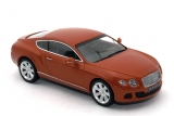 Bentley Continental GT - 2011 - orange metallic 1:43