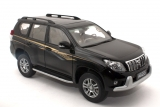 Toyota Land Cruiser Prado - 2011 - black 1:18