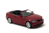 BMW 1-Series Cabriolet (E88) - 2008 - red 1:43