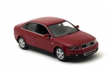 Audi A4 - 2000 - red 1:43