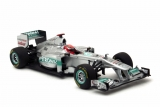 Mercedes GP Petronas F1 Team MGP W02 - Michael Schumacher - 2011 1:43