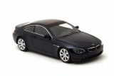 BMW 6-Series Coupe (E63) - 2006 - dark blue metallic 1:43