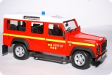 Land Rover Defender (SDS) 1:24