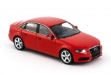Audi A4 - 2007 - red 1:43