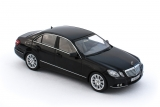 Mercedes-Benz E-class (W212) Elegance sedan - 2009 - obsidian black 1:43