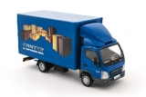 Mitsubishi Fuso Canter 7C18 Light Box - blue - без коробки 1:43