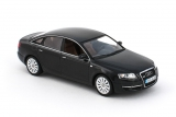 Audi A6 - 2004 - ebony black metallic 1:43