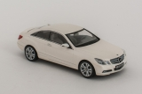 Mercedes-Benz E-Class Coupe (C207) - 2009 - diamond white 1:43