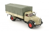 Magirus S 6500 Canvas - 1965 - grey/black 1:43