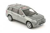Mercedes-Benz GL-class (X164) - 2009 - palladium silver metallic 1:43