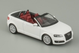 Audi A3 Cabriolet - 2009 - ibis white 1:43