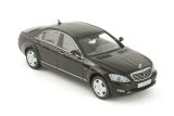Mercedes-Benz S600L (W221) - black 1:43