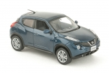 Nissan Juke - steel blue 1:43