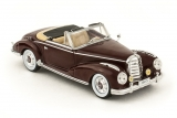 Mercedes-Benz 300 S Roadster (W188) - 1952 - коричневый 1:43