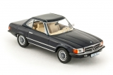 Mercedes-Benz 350 SL (R107) - 1971 - темно-синий 1:43