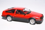 Toyota AE86 Sprinter Trueno red 1:43