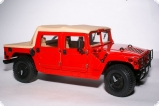 Humvee Soft Top - red 1:18