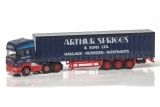 Scania R620 Topline Curtainside «Arthur Spriggs & Sons Ltd.» 1:50