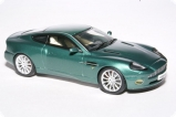 Aston Martin Vanquish 2002 - british racing green 1:43