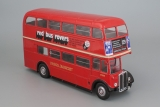 AEC Regent III RT London Bus - 1939 г. 1:43