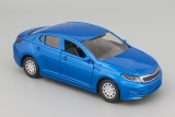 Kia Optima TF (K5) - 2010 г. - синий металлик 1:34