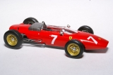 Ferrari 156 F1 №7 J.Surtees winner GP Nurburgring 1963 1:43