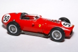 Ferrari 256 F1 #4 Tony Brooks German GP Avus 1959 1:43