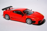 Ferrari 360GTC Racing Presentation 2001 Red 1:43